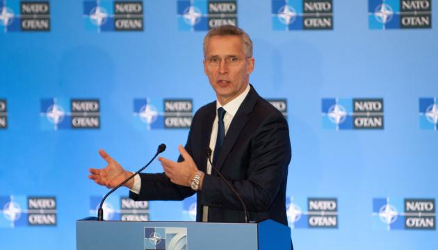 Столтенберг закликає країни НАТО розширити допомогу Україні