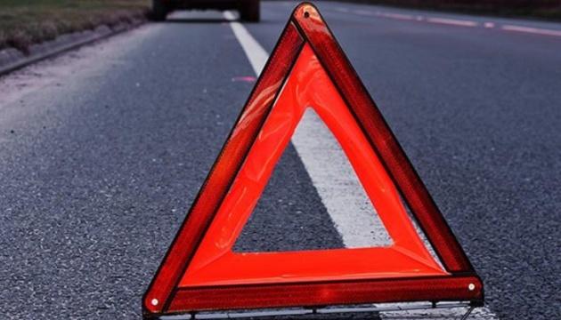 На Волині «Renault Trafic» зіткнувся з вантажівкою «Kamaz»