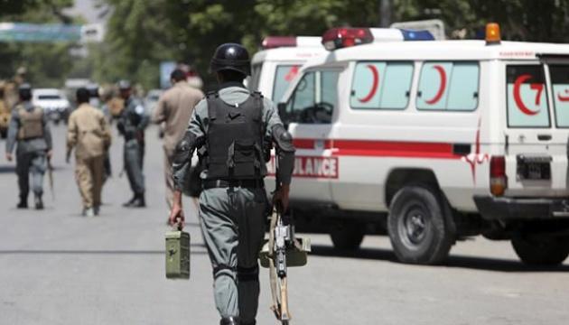 Внаслідок теракту в Афганістані загинули люди