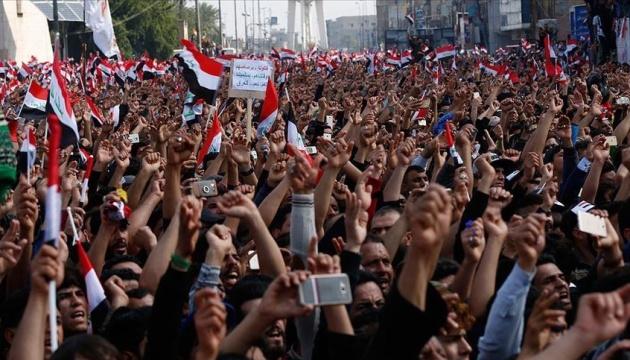 Внаслідок протестів в Іраку десятки загиблих і дві тисячі поранених
