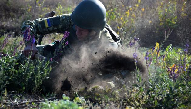 Окупанти обстріляли позиції ЗСУ біля Зайцевого, Кримського і Павлополя