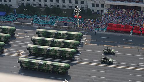 Китай показав ядерну ракету, здатну вдарити по будь-якій точці на Землі
