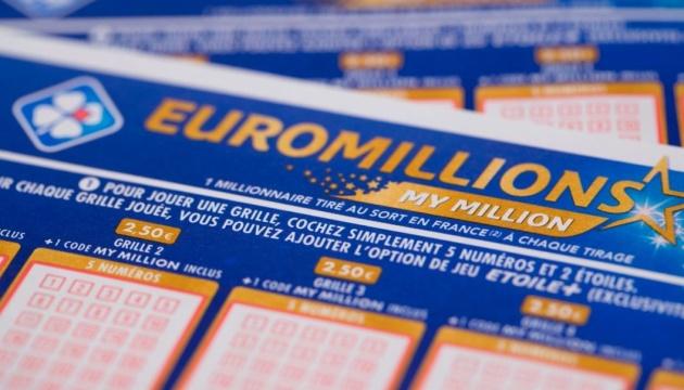 У Британії зірвали рекордний джекпот «EuroMillions»