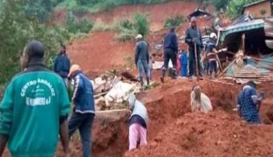 У Камеруні через зсув загинули десятки людей