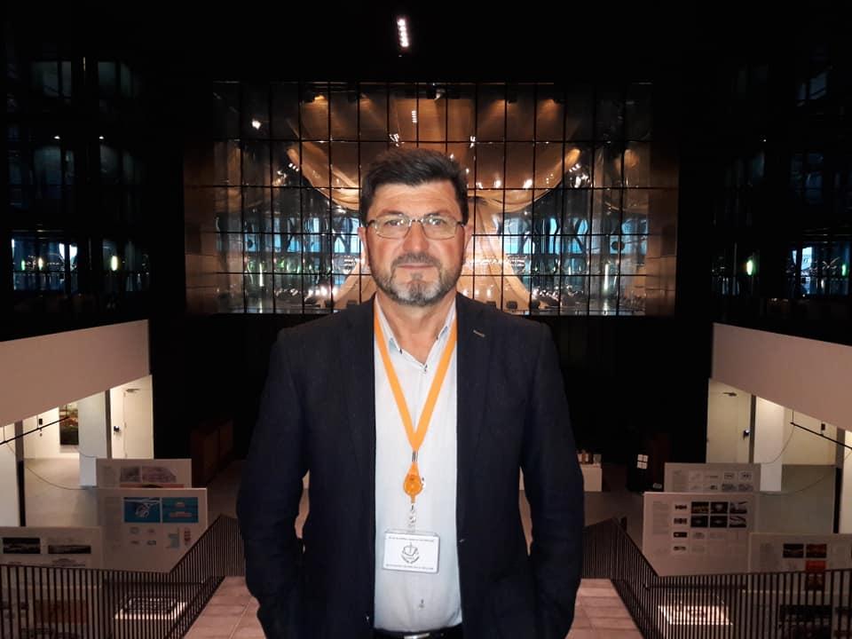 Лучанин взяв участь у слуханні справи про наркотики у Євросуді Справедливості