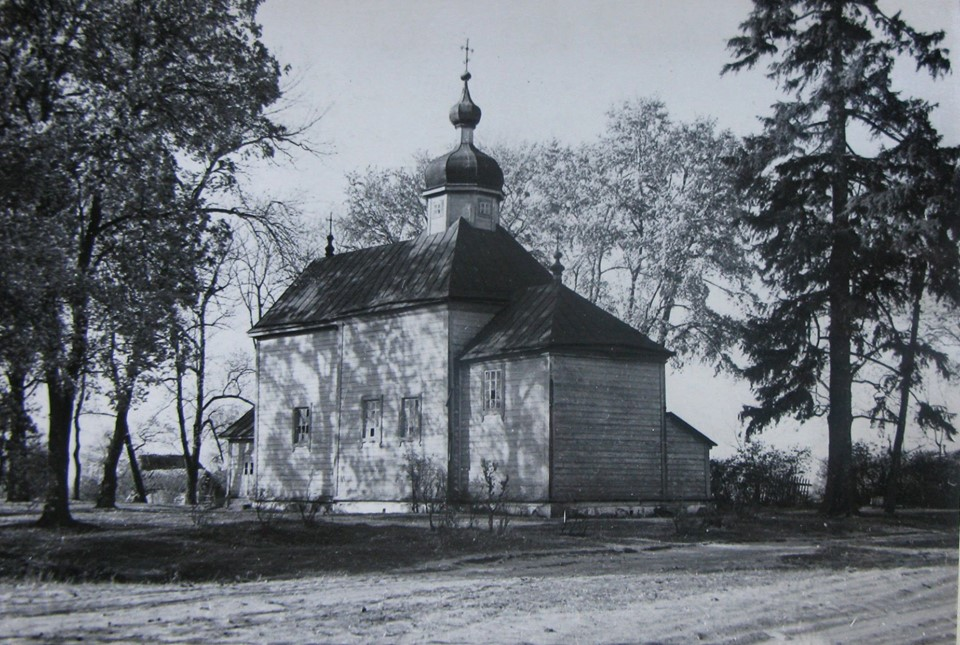Волинянам показали, як виглядав один з найдревніших храмів на Поліссі