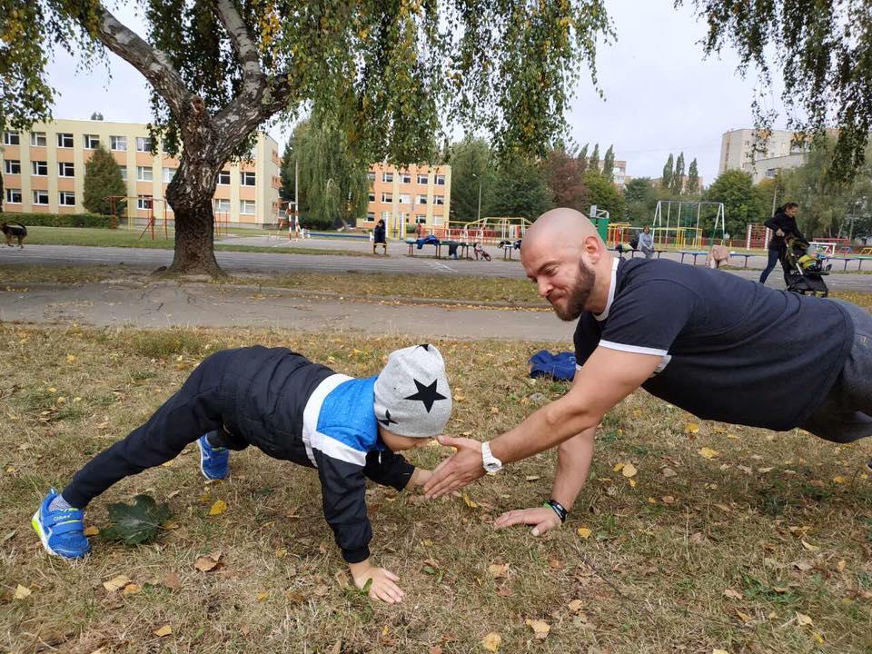 Лучан запрошують на безкоштовне ранкове тренування