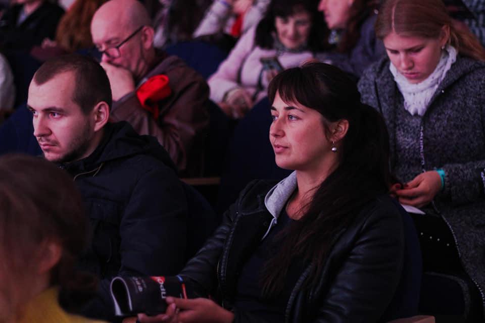 У Луцьку тривали міжнародні музично-поетичні читання
