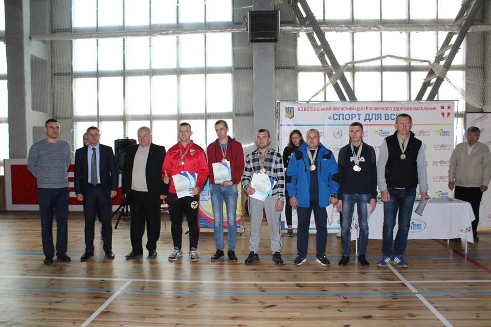У Луцьку відбувся фестиваль «Рух для здоров'я» серед учасників бойових дій. ФОТО
