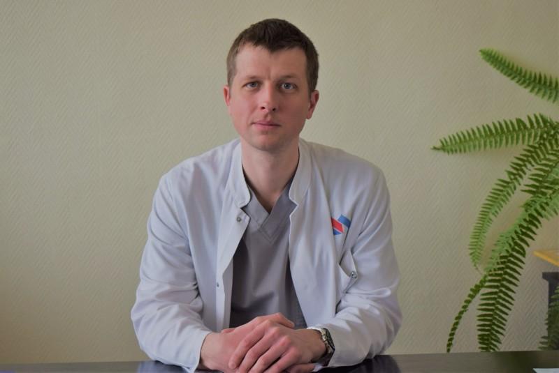 У Луцьку врятували чоловіка, який переніс ішемічний інсульт