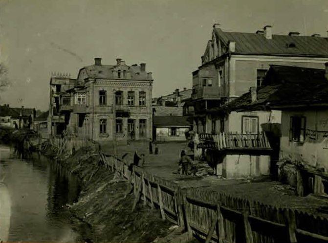 Лучанам показали, як виглядали луцькі вулички 100 років тому. ФОТО