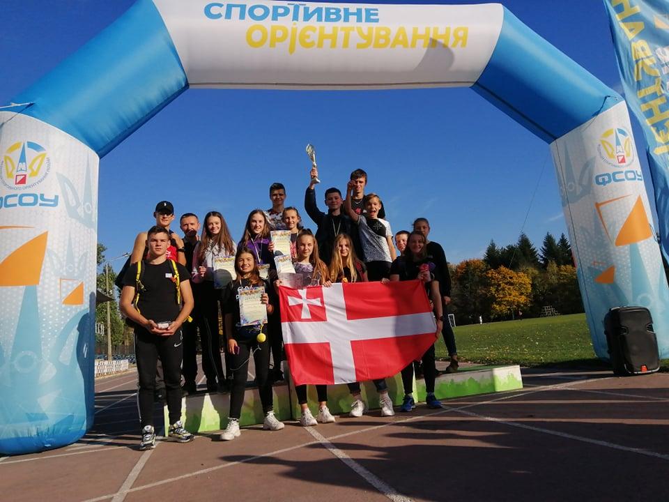 Волиняни стали срібними призерами чемпіонату України зі спортивного орієнтування. ФОТО