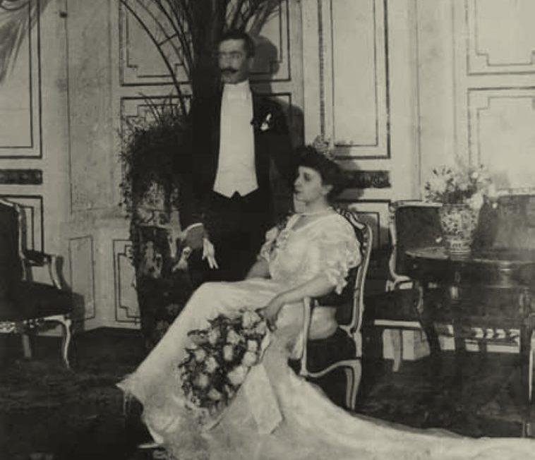 Волинянам показали весільне фото волинських вельмож 1905 року