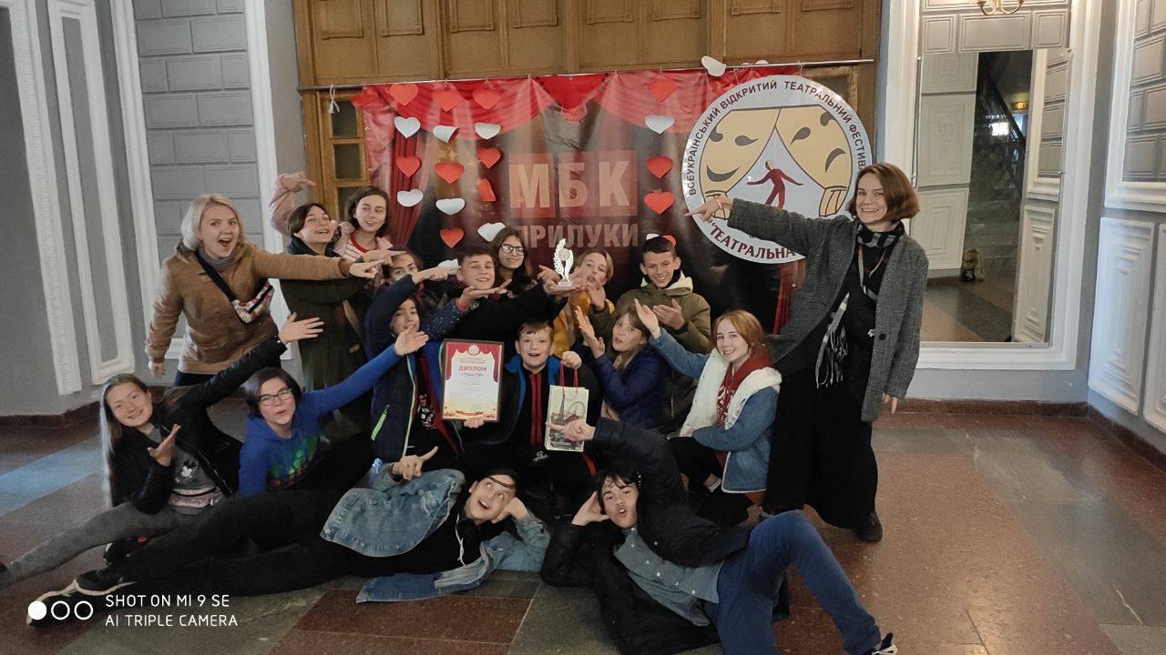 Театральна студія з Луцька здобула гран-прі на фестивалі театрального мистецтва