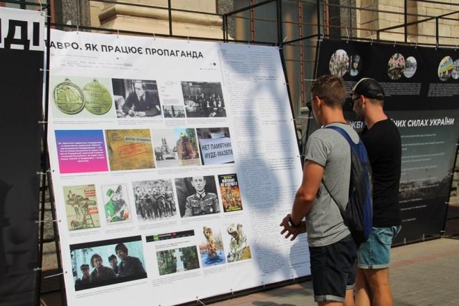 У Луцьку відбудеться презентація виставки «Фактор свободи». ФОТО
