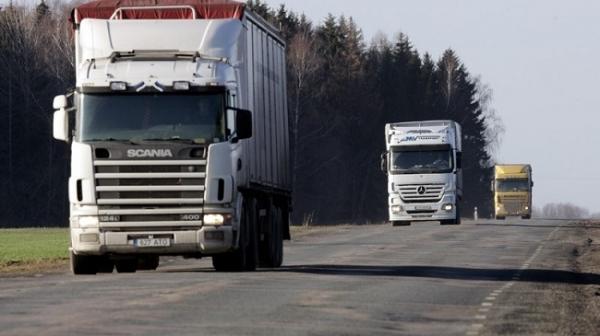 З волинського підприємства стягнули штраф за проїзд дорогами перевантаженим транспортом
