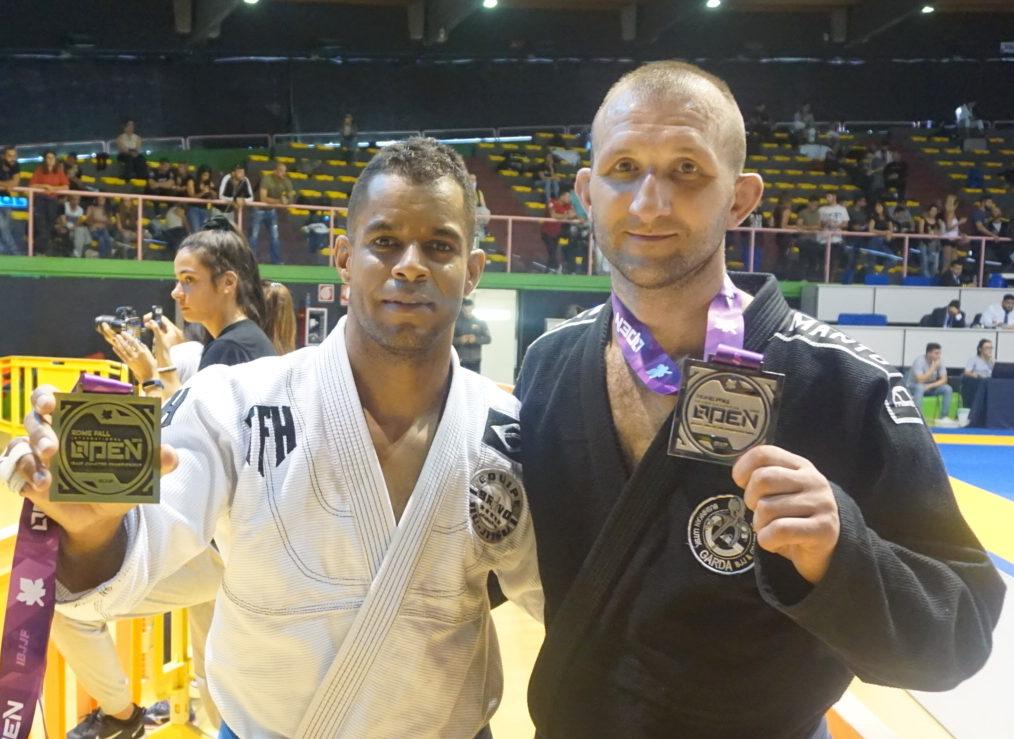Лучанин виборов дві срібні медалі на чемпіонаті з джиу-джитсу. ФОТО. ВІДЕО
