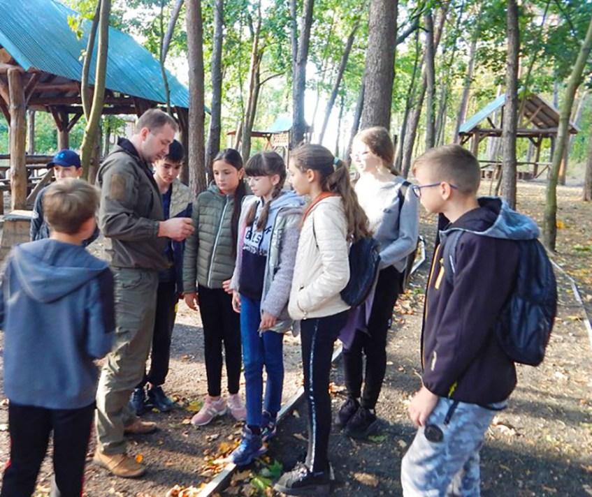 У школі на Волині запрацювало учнівське лісництво