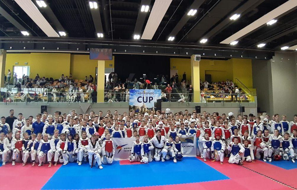 Волинянин здобув друге місце на змагання з тхеквондо. ФОТО