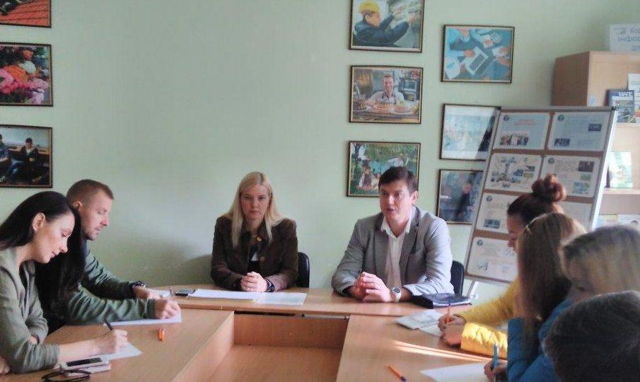 У Луцьку на семінарі розповіли, як розпочати власний бізнес
