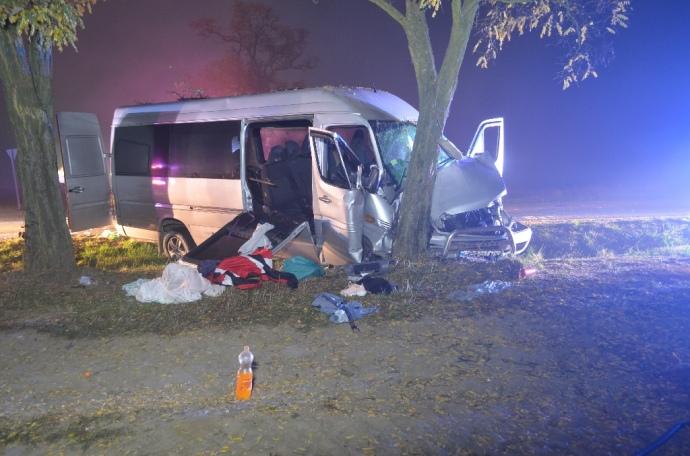 В Угорщині автобус з українцями потрапив у ДТП: є постраждалі