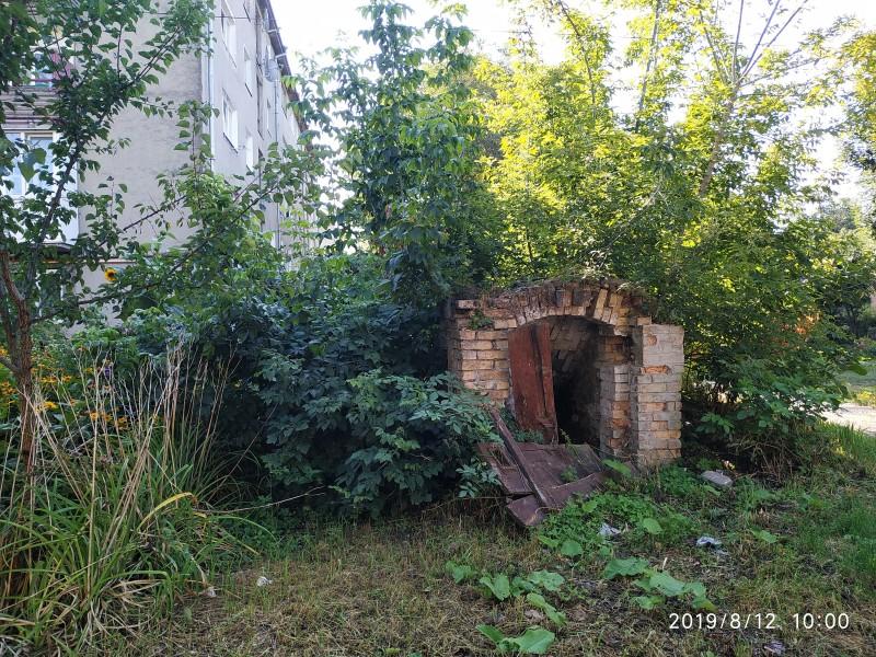 У Луцьку скаржаться на занедбану прибудинкову територію