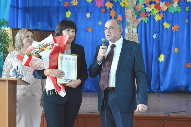 На Волині школа відсвяткувала 75-річчя