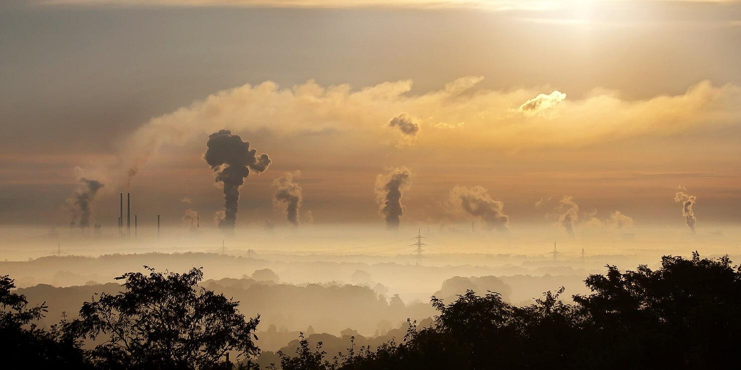 У місті на Волині рівень забруднення повітря перевищує норму