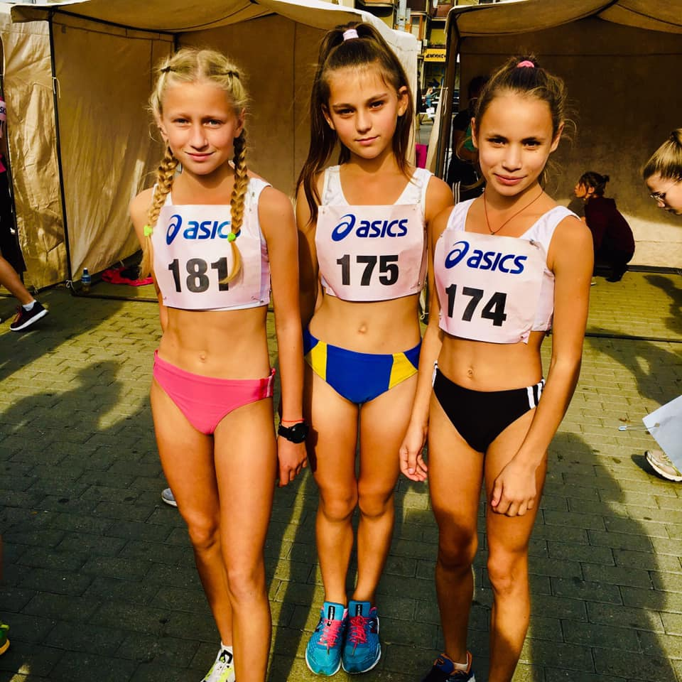 Волинські спортсмени перемогли у легкоатлетичних першостях. ФОТО