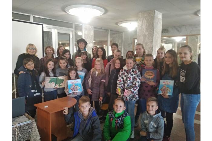 Діти із сімей, що потребують підтримки, долучилися до фестивалю «Фронтера»