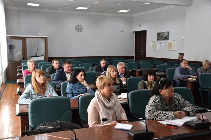 У Луцьку вирішували питання щодо перевезення пільгових категорій населення з прилеглих сіл. ФОТО