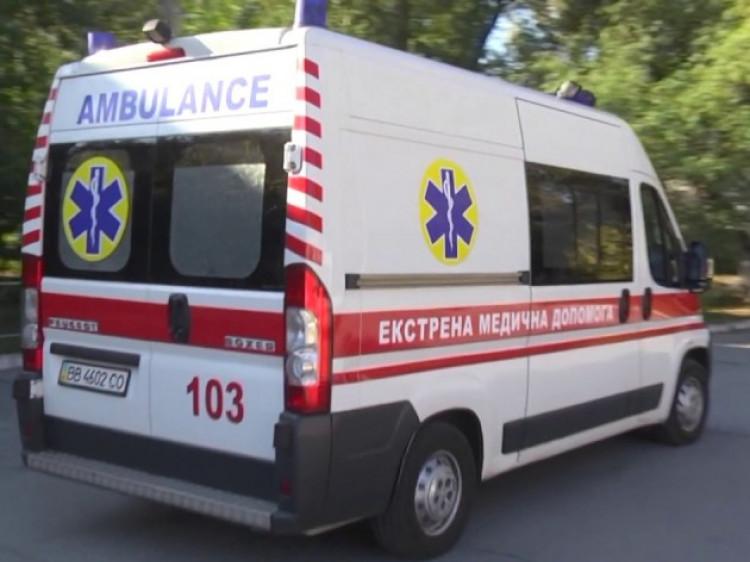 На Волині за три доби бригади екстреної медичної допомоги здійснили 1169 виїздів