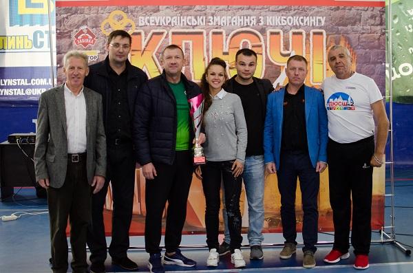 Волиняни здобули 12 золотих медалей з кікбоксингу