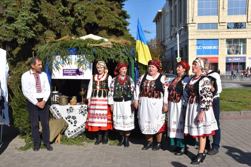 У Луцьку відзначили річницю створення УПА. ФОТО