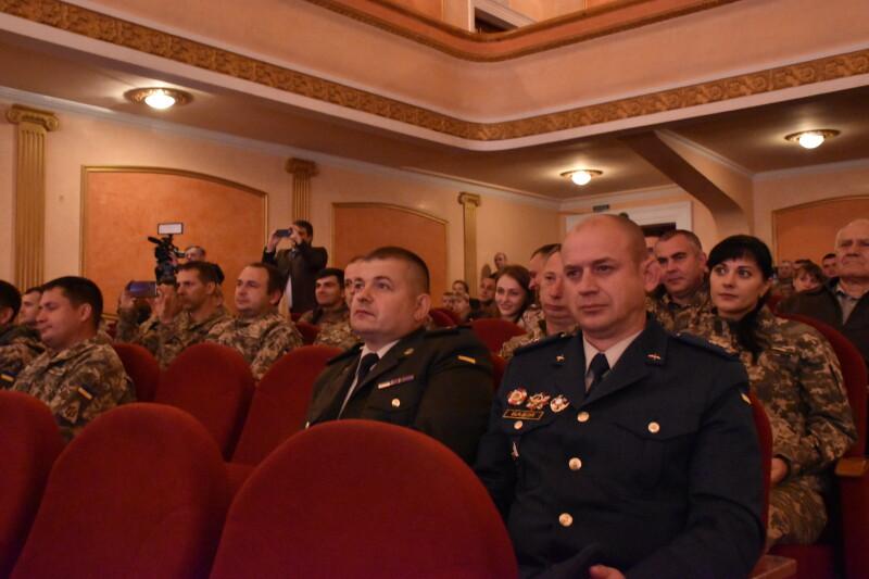 У Луцьку відбулись урочистості з нагоди річниці бригади тактичної авіації. ФОТО