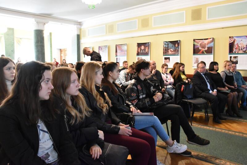 У Луцьку відбулася виставка до річниці Люблінської унії. ФОТО
