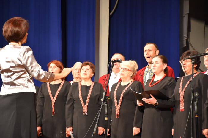 У Луцьку народна аматорська хорова капела «Посвіт» відзначила 30-річний ювілей