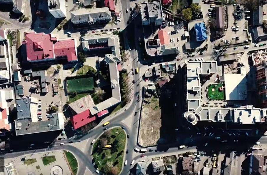 У Луцьку проектують новий сквер та торгово-розважальні заклади на Стрілецькій