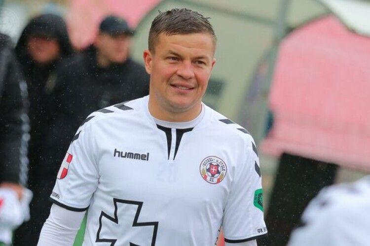 Футболіст ФК «Волинь» став найкращим гравцем Першої ліги