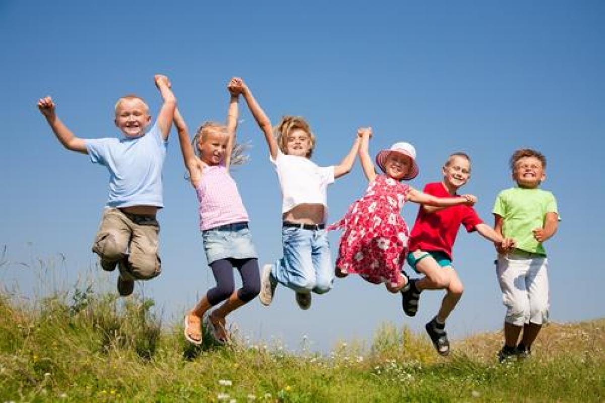 Скільки дітей на Волині оздоровили влітку