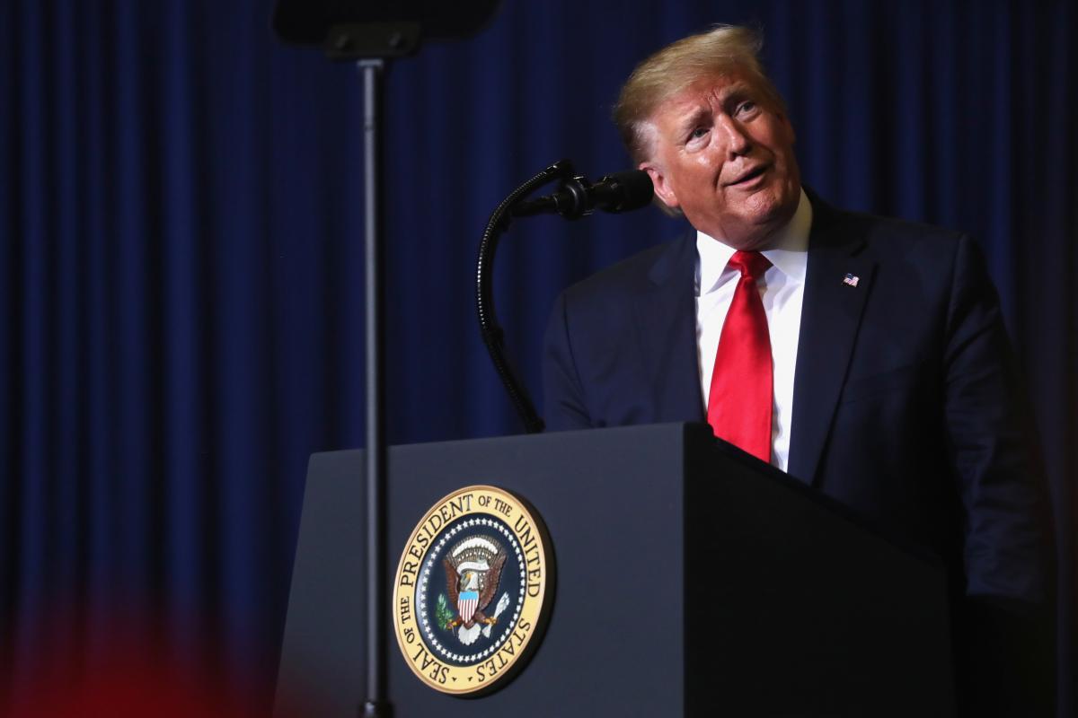 Трамп заявив про причетність України до втручання у вибори в США у 2016 році