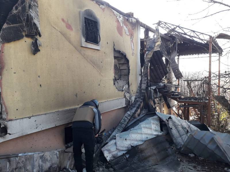 На Донбасі окупанти використовують заборонені міномети та БМП