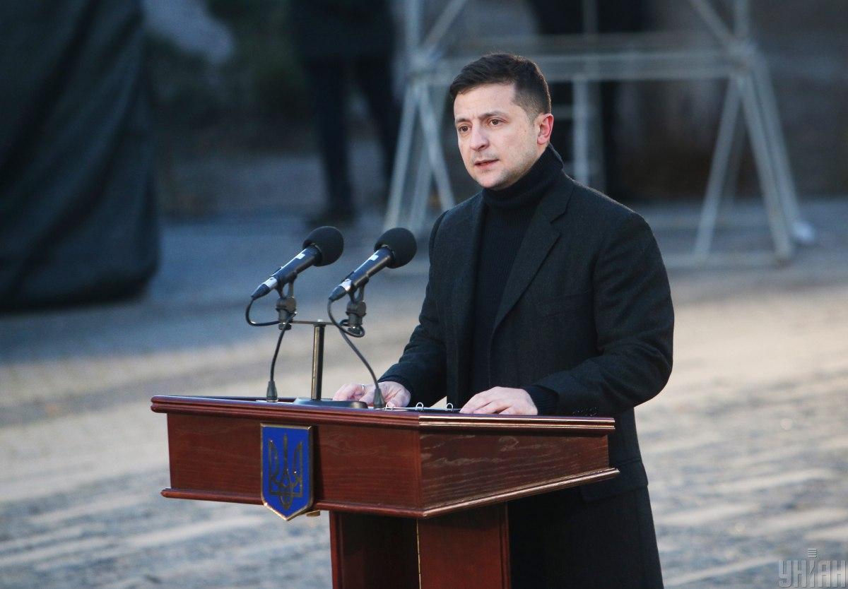 Зеленський нагородив трьох іноземців за внесок у вшанування пам'яті жертв Голодомору