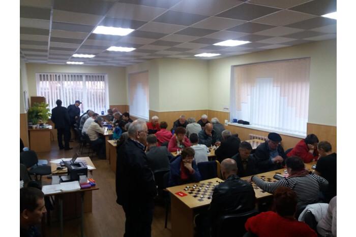 У Луцьку відбудуться командні змагання з шашок