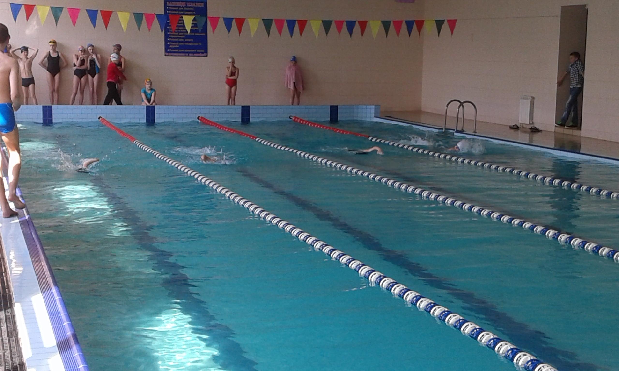 На Волині пройшов відкритий чемпіонат з плавання