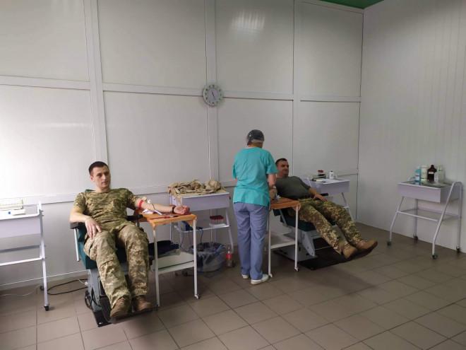 У Луцьку стартувала акція «Брати по крові»