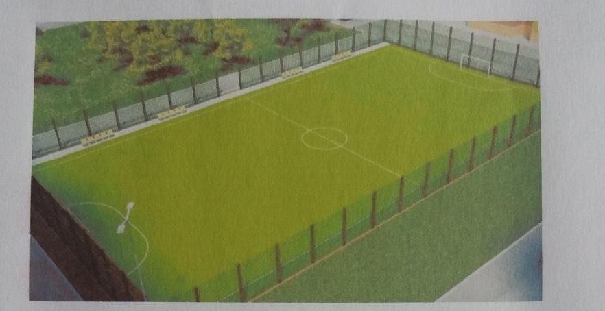 У Луцьку пропонують облаштувати нові сквер та спортмайданчики