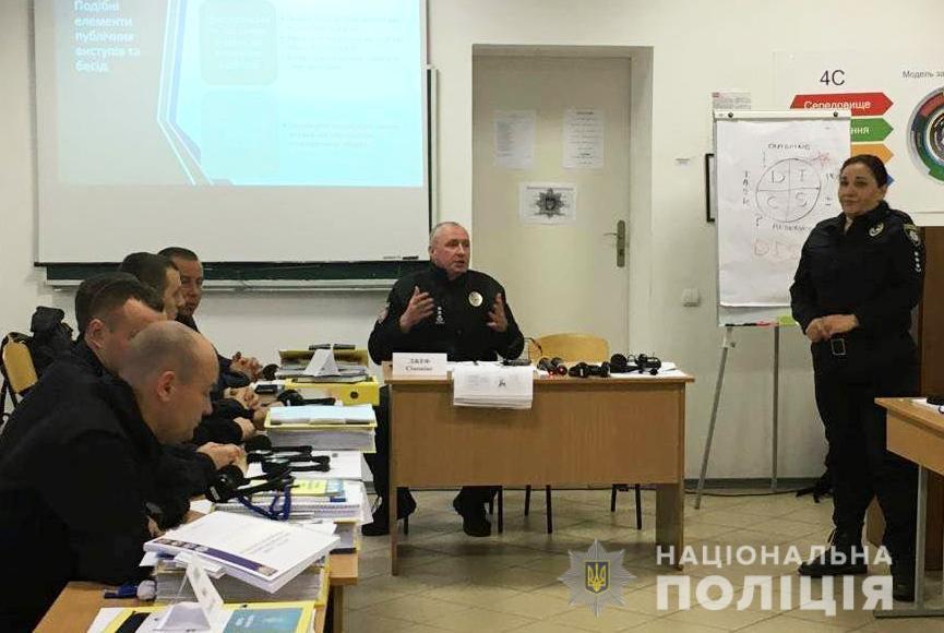 На Волині до кінця року поліцейські офіцери громад заступлять на службу в ОТГ