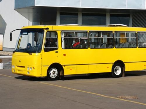 Луцьком курсуватимуть нові автобусні маршрути