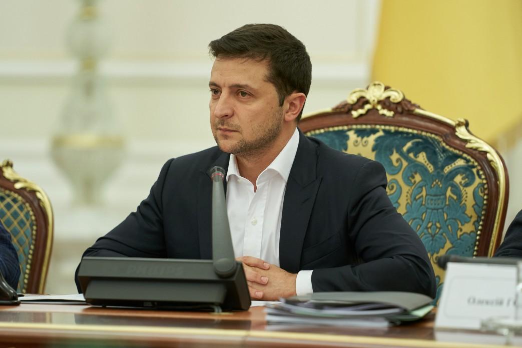 Зеленський доручив Міноборони створити військову поліцію